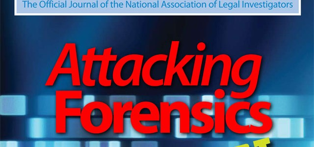 Since September 2010, Marketing Eco has enjoyed managing the The Legal Investigator (TLI) magazine's design, desktop publishing, and copywriting intro blurbs for the National Association...
