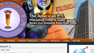 The American P. I. website has launched and is fully integrated so that media casts automatically feed to iTunes, Blubrry, YouTube and many other podcast...